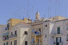 Stad av Bari Royaltyfri Foto