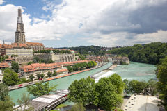 Stad av Bern Royaltyfria Bilder