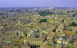 Stad av bolognaen Arkivfoton