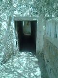 Stad av den Ghadames staden av mirakel Arkivbilder