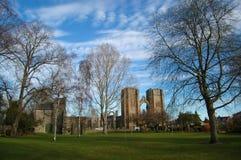 Stad av Elgin, Skottland Fotografering för Bildbyråer