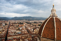 Stad av florence Royaltyfri Fotografi