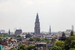 Stad av Groningen Royaltyfria Bilder