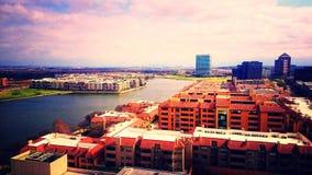 Stad av Irving Royaltyfria Foton