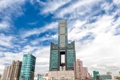 Stad av Kaohsiung Arkivfoton