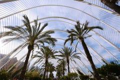 Stad av konsterna och vetenskaperna, Valencia Arkivfoton
