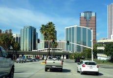 Stad av Long Beach Fotografering för Bildbyråer