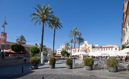 Stad av Merida Royaltyfri Bild