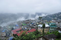 Stad av Nepal Royaltyfri Bild