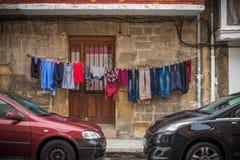Stad av norden av Spanien Royaltyfri Foto