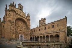 Stad av norden av Spanien Royaltyfria Bilder