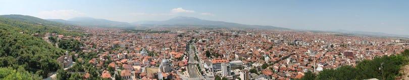 Stad av Prizren Royaltyfria Foton