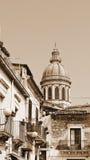 Stad av Ragusa Arkivfoton