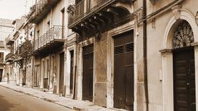Stad av Ragusa Arkivbild
