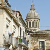 Stad av Ragusa Arkivfoto
