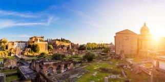 Stad av Rome, Italien arkivfoto