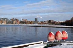 Stad av Tammerfors Royaltyfri Foto