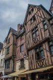 Stad av Tours Arkivbild