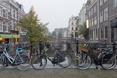 Stad av Utrecht Royaltyfri Fotografi