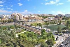 Stad av Valencia, Spanien Royaltyfri Fotografi