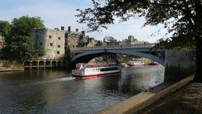 Stad av York - England Arkivbild