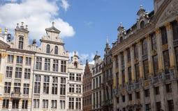 Stad Brussel België Stock Fotografie