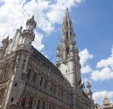 Stad Brussel België Royalty-vrije Stock Foto