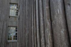 Stad Christiansfeld för världsarv arkivbilder