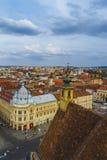 Stad cluj-Napoca Royalty-vrije Stock Afbeeldingen