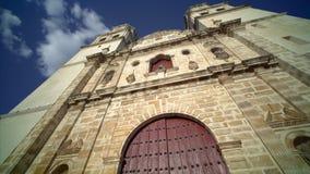 Stad för koloniinvånare för arv för Campeche Unesco-värld arkivfilmer