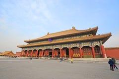 stad förbjuden gong gu royaltyfri bild