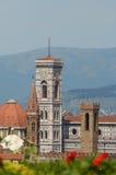 stad florence italy Royaltyfri Fotografi