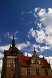 stad gdansk Arkivbilder