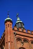 stad gdansk Arkivfoton