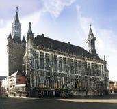 Stad Hall Aachen Royaltyfria Foton