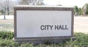 Stad Hall Building arkivbilder