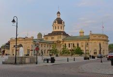 Stad Hall Kingston Ontario Canada royaltyfria bilder