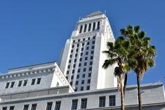 Stad Hall Los Angeles arkivfoto