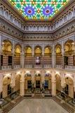 Stad Hall Sarajevo, Bosnien och Hercegovina arkivbild