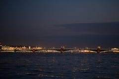 Stad heilige-Petersburg Stock Fotografie