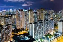 stad Hong Kong Royaltyfri Fotografi