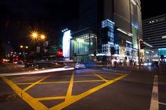 Stad Hong Kong stock afbeelding