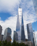 stad i stadens centrum New York Arkivfoto