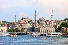 stad istanbul royaltyfri foto