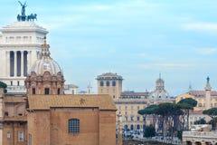 stad italy rome Royaltyfria Bilder