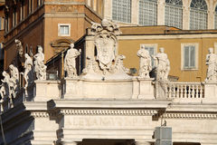 stad italy rome vatican Royaltyfria Bilder