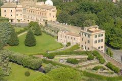 stad italy vatican Royaltyfria Bilder