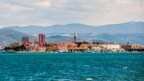 Stad Koper, Slovenië Stock Foto