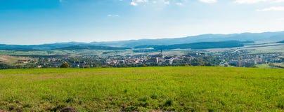 Stad Levoca Royaltyfri Fotografi