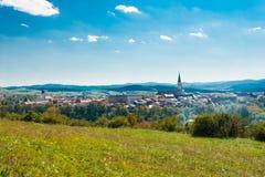 Stad Levoca Arkivbilder
